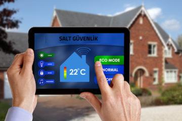 Smart Home (Akıllı Ev) Sistemleri